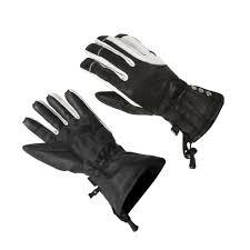 snowmobile ckx technoflex leather gloves 2xlarge black white snow winter