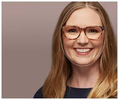 gles to fit female face zenni optical