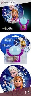 Frozen Night Light Projector Disney Frozen Night Light Projector Lamp Kids Led New Disney