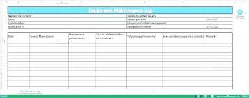 Vehicle Service Record Template Dailyfitnesswisdom Info