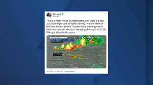 Severe Thunderstorm Watch could bring ...