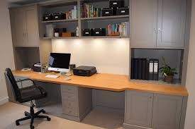 stylish home office computer room. Office Fitted Furniture 84 In Stylish Home Design Wallpaper With Computer Room N