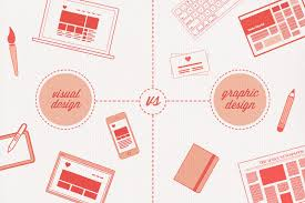The Difference Between Visual Design and Graphic Design
