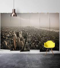 New York City Wallpaper For Bedroom New York City Aerial Photo Wall Mural Milton King