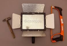 Светодиодный осветитель <b>YongNuo YN</b>-600. Обзор