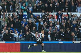 Image result for Newcastle 2 Arsenal 1