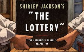 shirley jackson s the lottery is no less shocking in this  shirley jackson s the lottery is no less shocking in this graphic adaptation popmatters