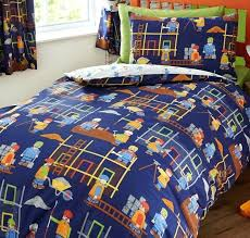 construction bedding construction personalized