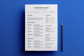 Easy Free Resume Templates Free Resume Template