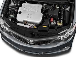 Image: 2014 Toyota Camry 4-door Sedan I4 Auto SE (Natl) Engine ...