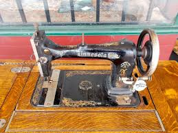 Minnesota Model A Sewing Machine