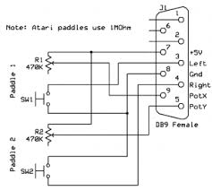 atari we are robot company atari paddle schematic