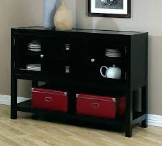 black console table with drawers black sofa table with drawers modern console table with drawers black