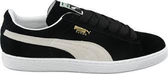 puma shoes suede black. puma suede classic eco (black/white) australia online shoes black n
