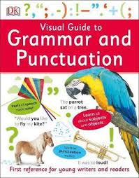 Grammar Punctuation Visual Guide To Grammar And Punctuation Dk 9780241283844