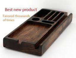 wooden phone charging station zoom wood cell phone charging station plans