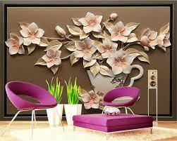 Beibehang Custom Mural 3D Wallpaper 3D ...