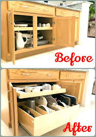 kitchen cabinet storage ideas how to organize a pantry with deep shelves how to organize deep