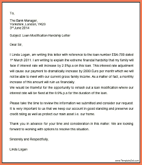 mortgage modification hardship letter how to write a hardship letter for home loan modification