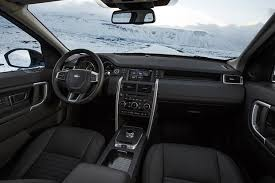 2015 land rover discovery interior. 2015 land rover discovery sport vs range evoque whatu0027s the difference interior