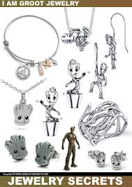 take a k at groot i am groot jewelry