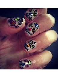 Nail Art Designs - The Best Celebrity Nail Art For All Your ...
