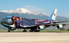 Trump Air Force One Design Making Air Force One Great Again