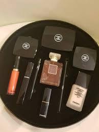 chanel make up and perfume set