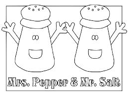 blues clues mr salt and mrs pepper. Blue\u0027s Clues Coloring Sheets For Kindergarten Mr. Salt And Mrs. Pepper Blues Mr Mrs
