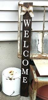 wooden welcome signs diy front door welcome signs welcome front porch sign welcome wooden sign welcome wooden welcome signs diy rustic front porch