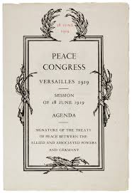 treaty of versailles and president wilson and the peace congress versailles 1919 session of 28 1919 agenda gilder