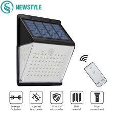 8 <b>LED Shark Solar Light</b> PIR Motion Sensor Adjustable <b>Solar</b> ...