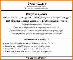 Resume Summary Statement Examples 24 Sample Resume Summary Statements Sap Appeal 22