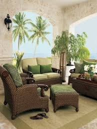 beachy room wicker luxury beach house living room with modern rattan wicker furniture