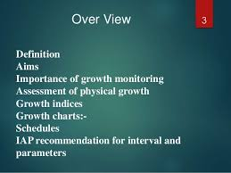 Define Growth Chart Growth Monitoring Screening And Survillence