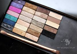 makeup forever empty palette depot eyeshadow
