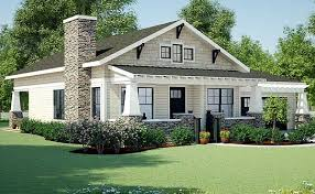 Craftsman ranch  Craftsman and House plans on Pinterest