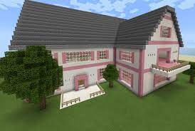 20 cool minecraft survival build ideas and tutorials. Minecraft House Ideas For Different Settings And Conditions Bib And Tuck