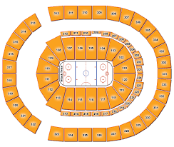 Bridgestone Arena Detailed Seating Chart Bridgestone Arena Seating Chart Misc Seating Charts