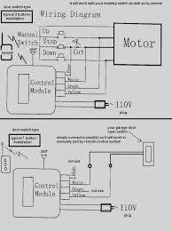 garage door opener circuit diagram best stanley garage door