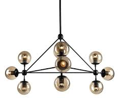 replica jason miller modo chandelier 10 bulb