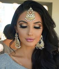 the 25 best indian wedding makeup ideas on pinterest indian Indian Wedding Makeup And Hair indian occasion makeup indian wedding makeup and hair