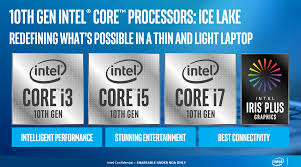 Intel Comparison Chart I7 I5 I3 Our First Ice Lake Core I7 1065g7 Benchmarks Are In And They