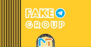 telegram group members add fake