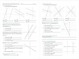 slope worksheet answers unique best parallel and perpendicular lines elegant slopes