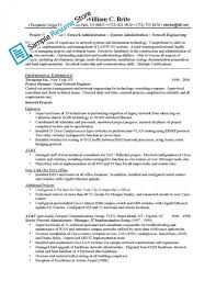 Cisco Network Engineer Resume Sample For Study Samples Rush Essay