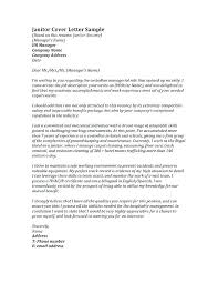 t cover letter sample bid cover letter sample janitorial cover letter janitorial cover