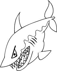 Disegno Di Pesce Az Colorare
