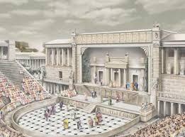 Театр в Древнем Риме