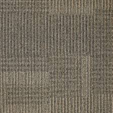 eurotile park avenue coffee loop 19 7 in x 19 7 in carpet tile 20 piece case padding attached